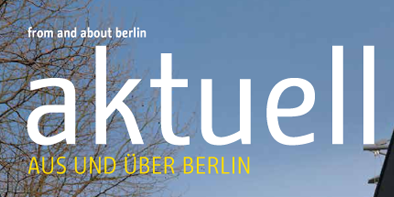 Link to: The magazine aktuell