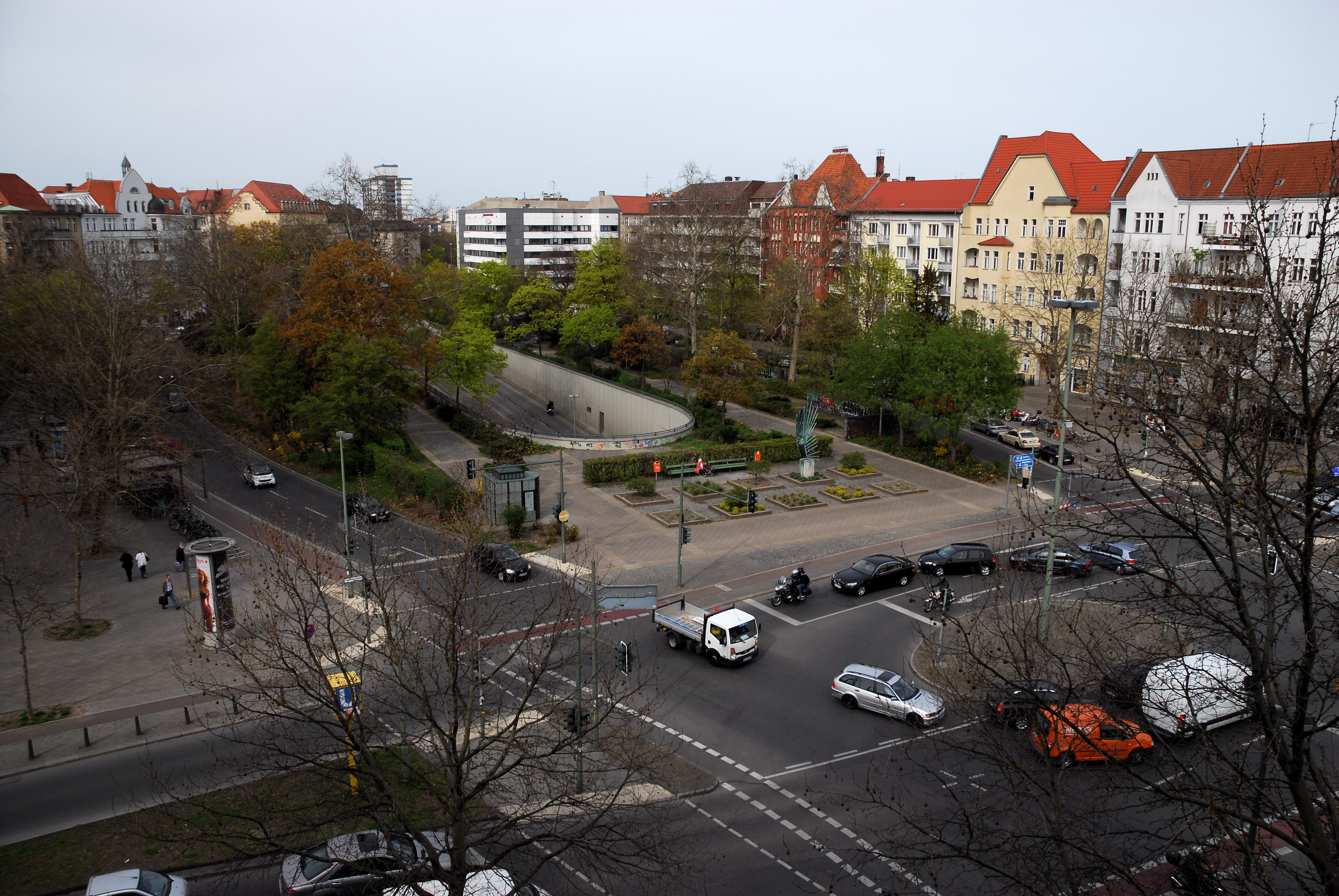 Bundesplatz Berlin