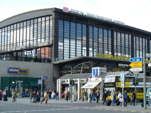 Bahnhof Zoologischer Garten Berlin De