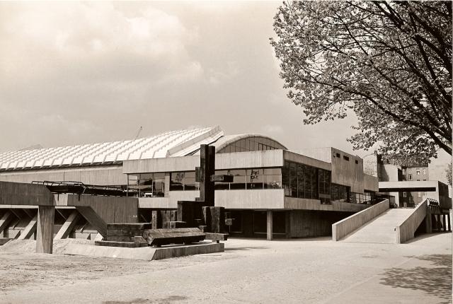 Sporthalle Charlottenburg Berlin De
