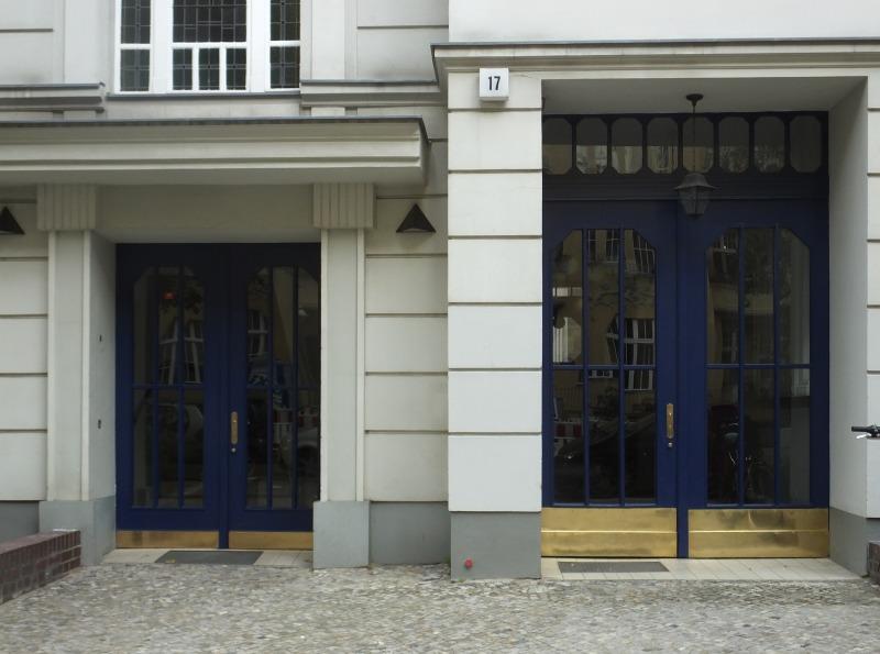 Stolperstein Kuno Fischer Strasse 17 Berlin De