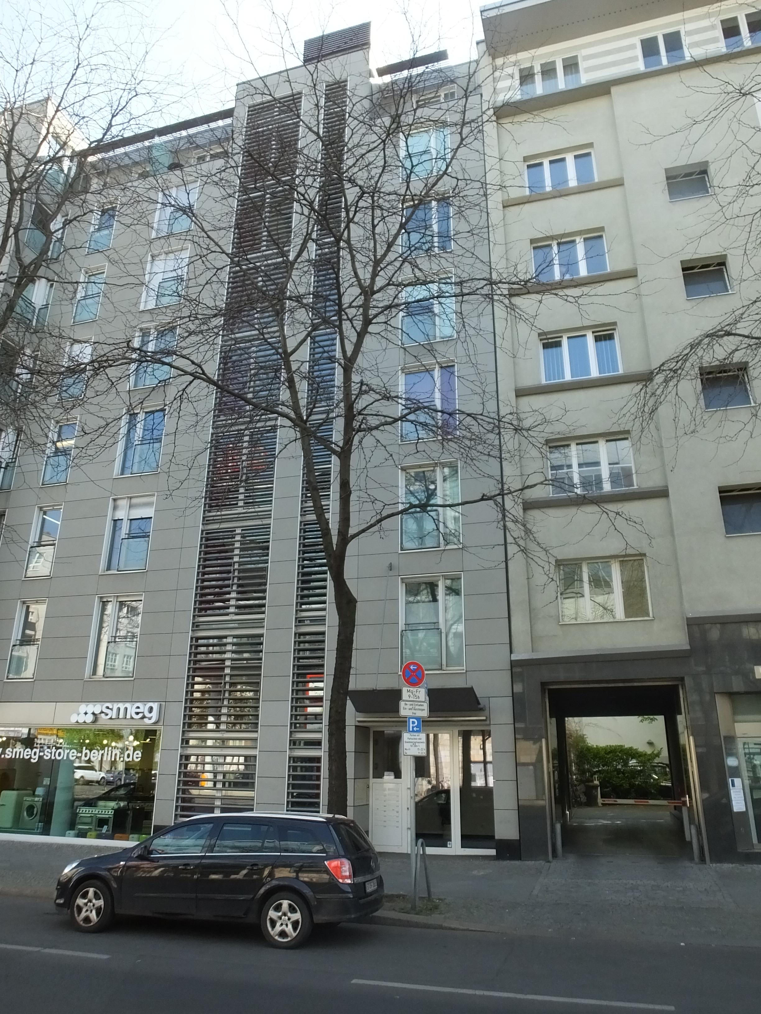 Stolpersteine Kantstrasse 150 A Berlin De