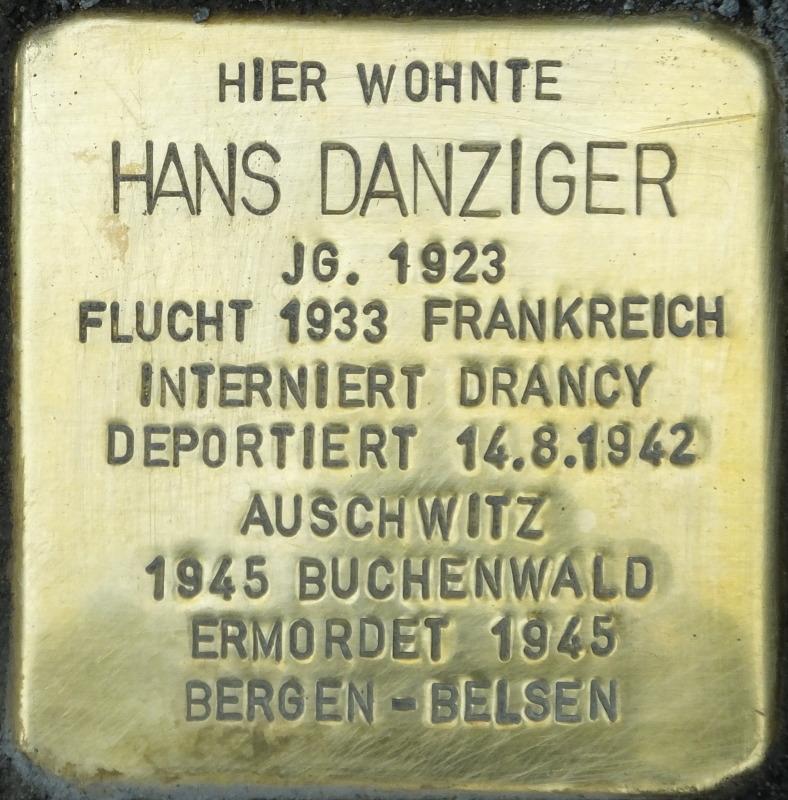 Stolpersteine Kuno Fischer Str 15 Berlin De