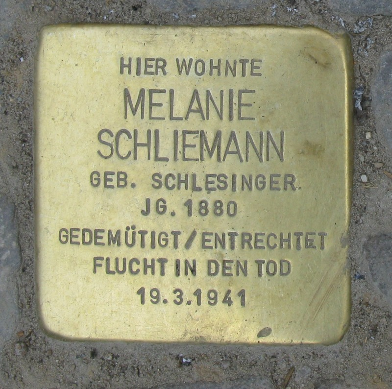 stolpersteine deidesheimer str 8. Black Bedroom Furniture Sets. Home Design Ideas