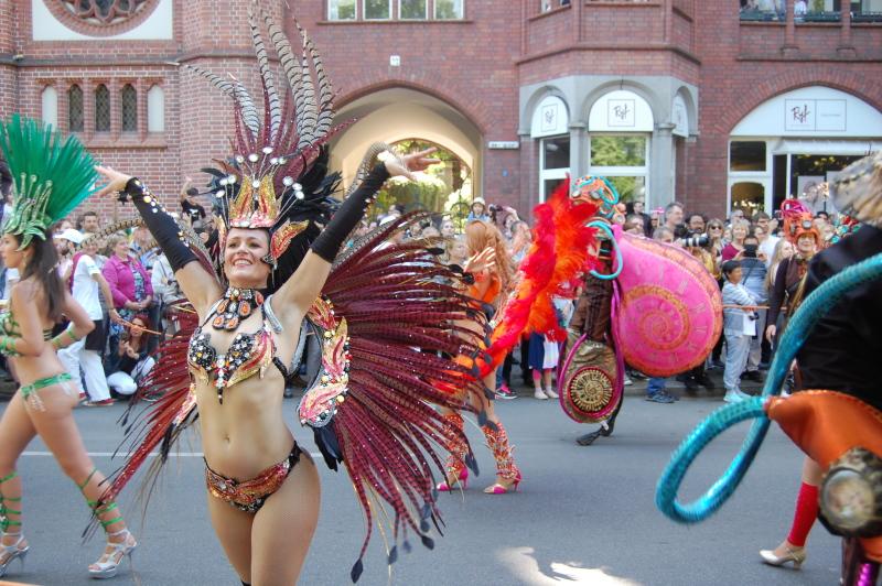 Karnaval Der Kulturen Berlin