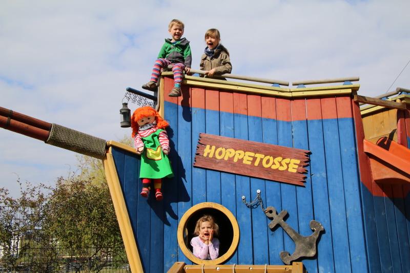 Kindergarten Hoppetosse