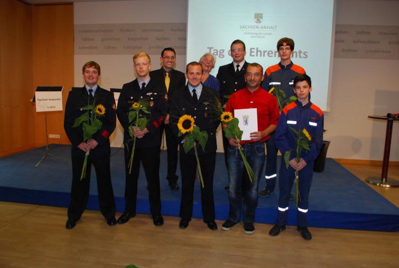 verleihung des ehrenamtspreises 2014 berlinde