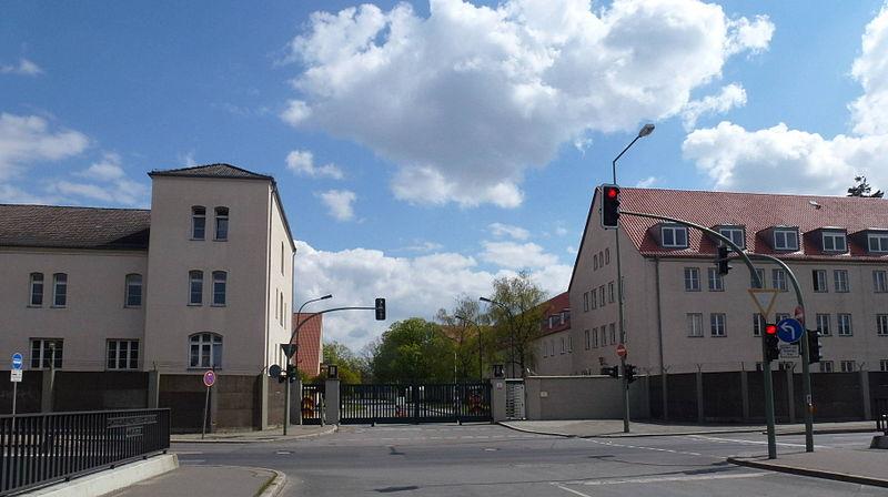 Casino Julius Leber Kaserne