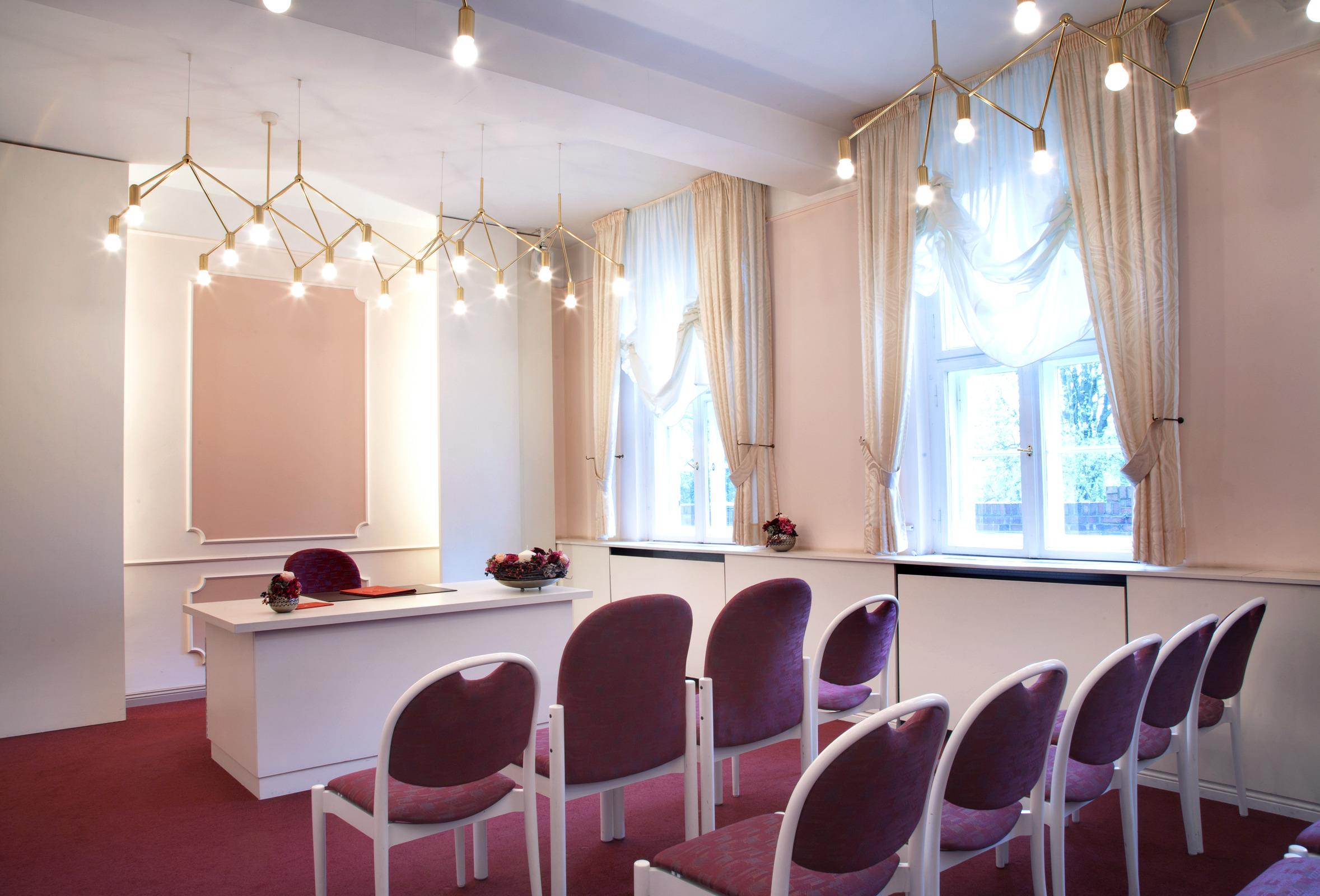 Heiraten in pankow for Standesamt dekoration hochzeit