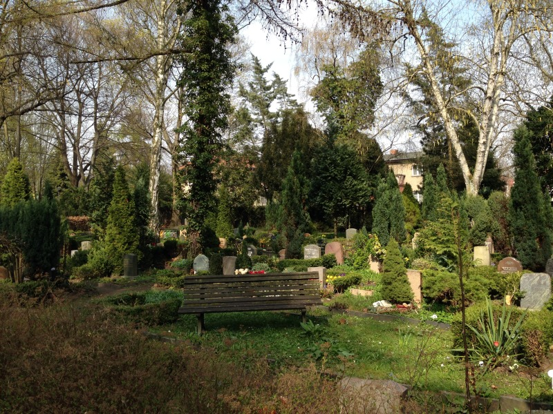 Friedhof Pankow V – Wikipedia