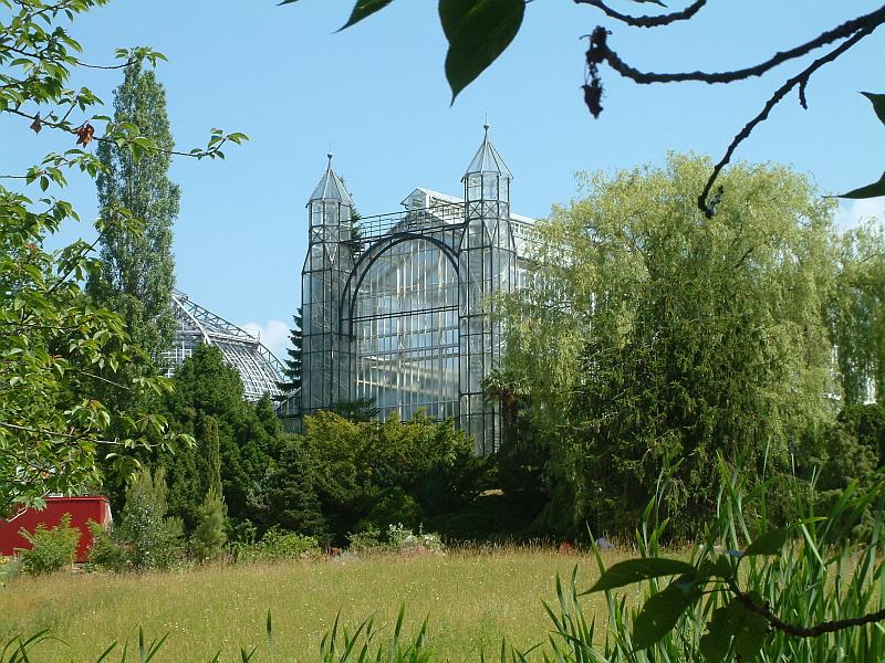 Standort Botanischer Garten Berlinde
