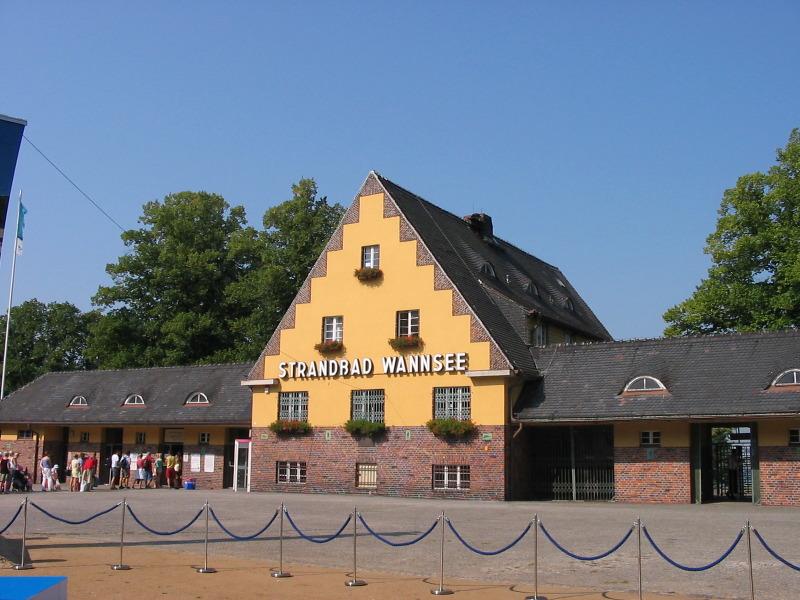 Wannsee - Fundburo berlin ...