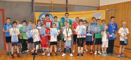 Adlershofer Streetball-Turnier 2014