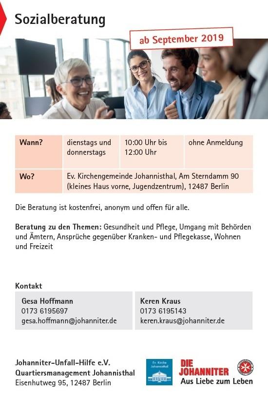 Sozialberatung Berlin