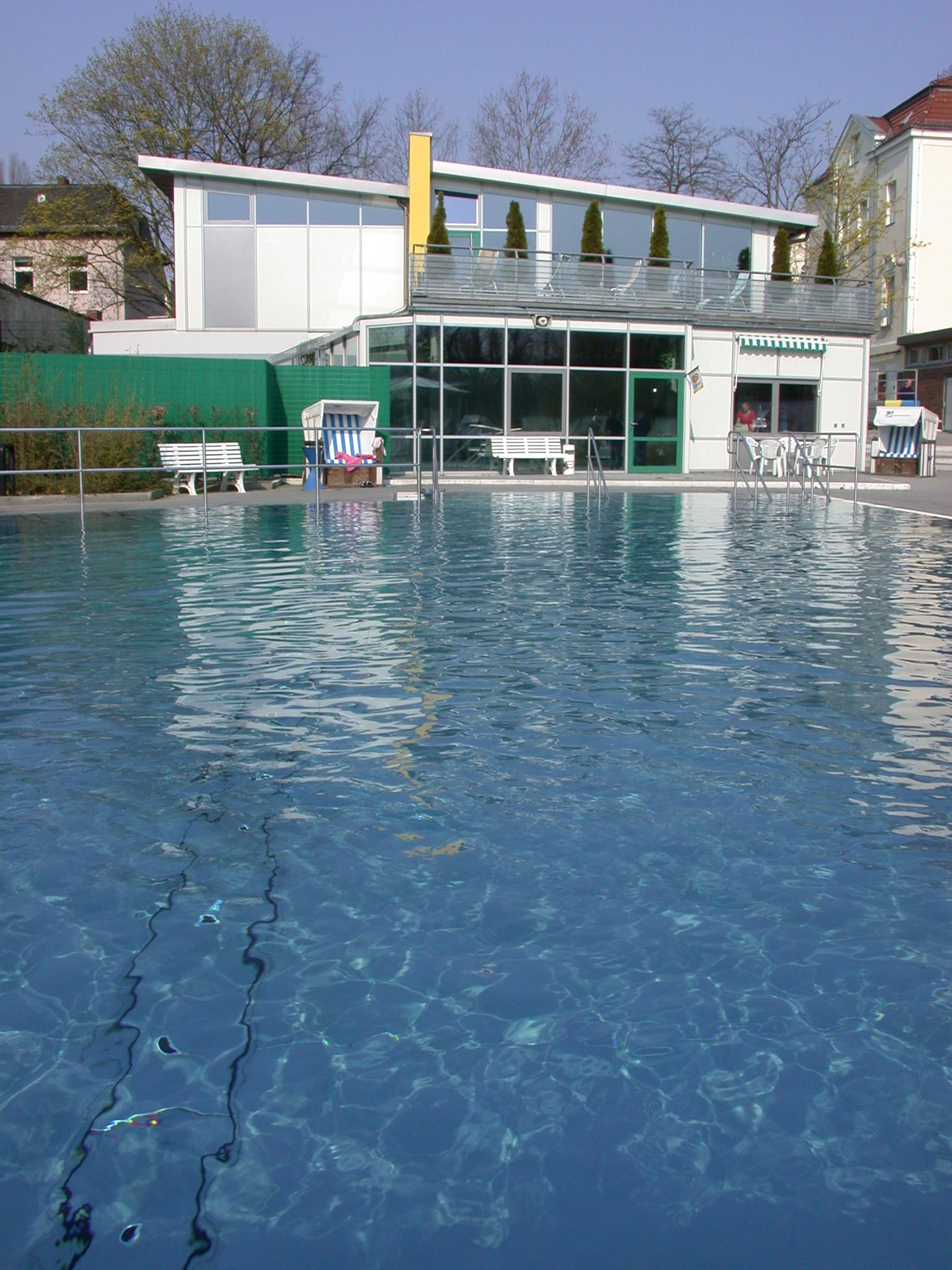 Schwimmbäder In Steglitz Zehlendorf Berlinde
