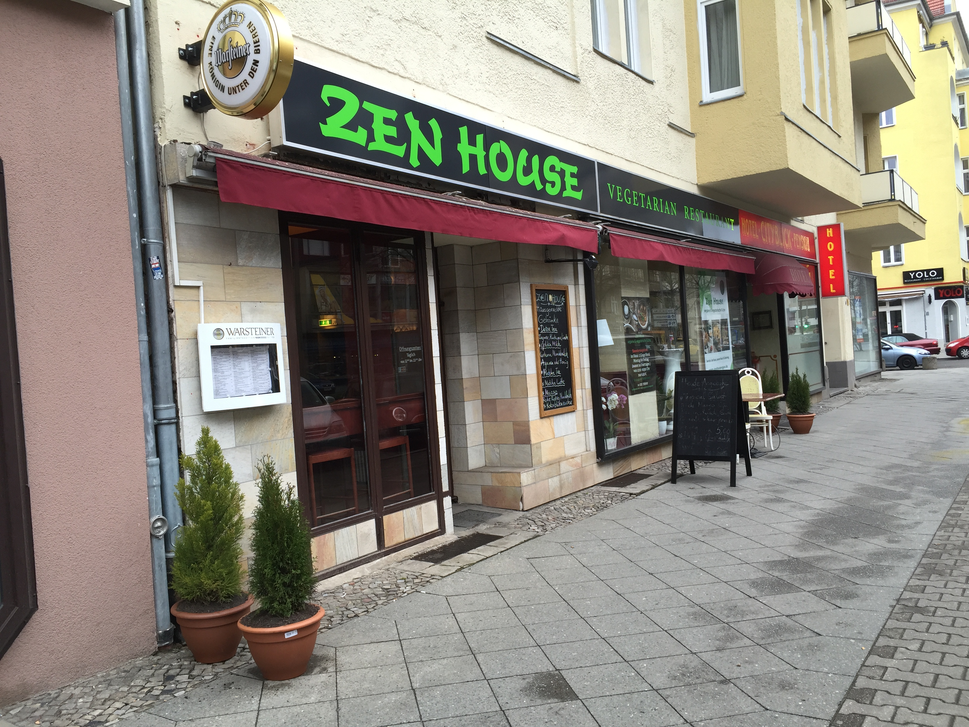 Vegane Restaurants – Berlin.de