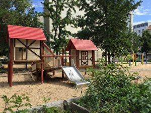 Spielplätze In Charlottenburg Berlinde