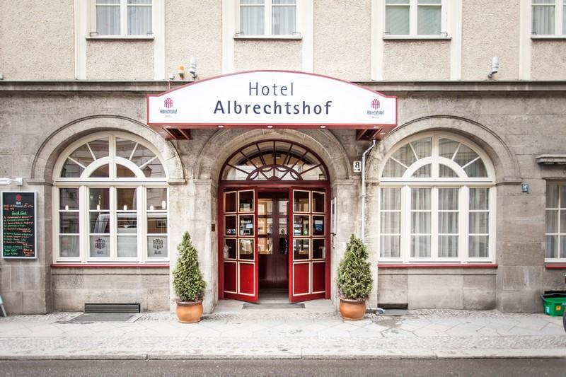 Hotel Berlin Albrechtshof