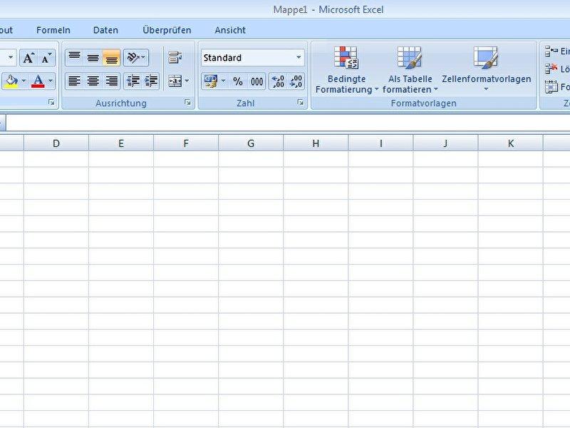 Excel: Datumsreihen ohne Wochenenden – Berlin.de