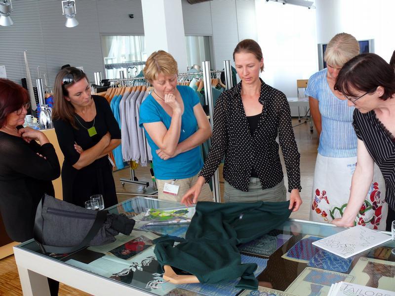 Modedesigner auf den laufsteg schaffen es nur wenige for Mobeldesigner ausbildung