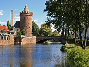 Brandenburg/ Havel: Steintorturm