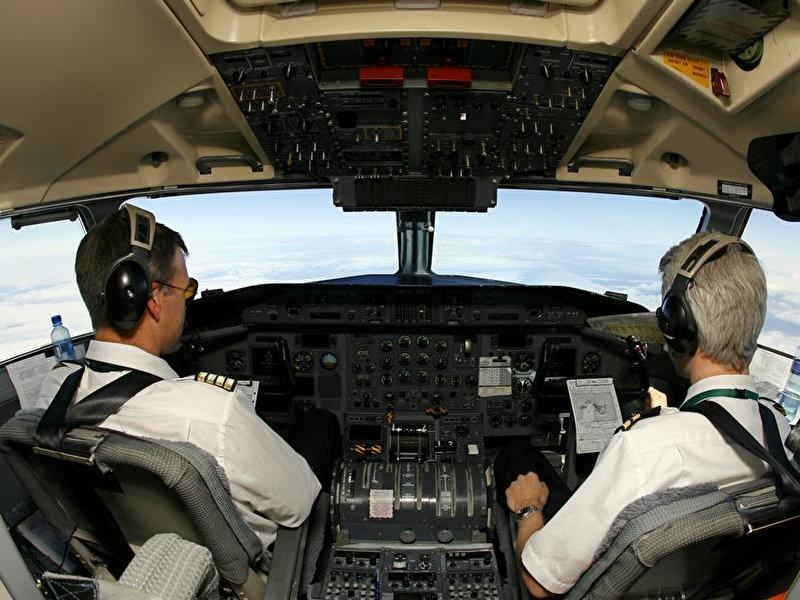 wie viel verdient ein pilot