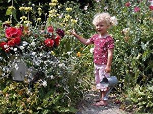 Im Garten lernen