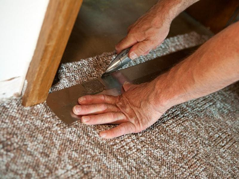 teppichboden verlegen tipps f r anf nger. Black Bedroom Furniture Sets. Home Design Ideas