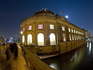 The Bode Museum at the Long Night of Museums