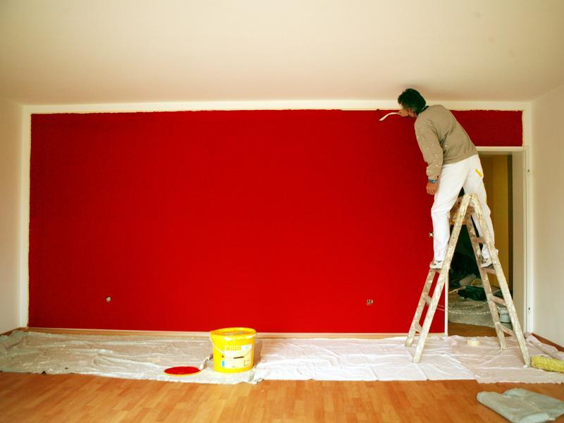 renovierung bei auszug nicht jede farbe ist erlaubt. Black Bedroom Furniture Sets. Home Design Ideas