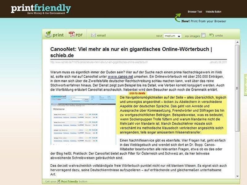 Schneller Anschluss online