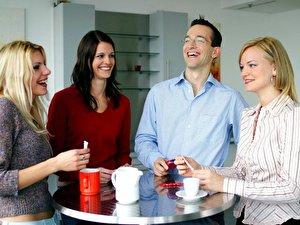 Flirten am arbeitsplatz welchen flirtfaktor