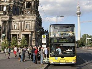 Busse Buslinien Berlinde