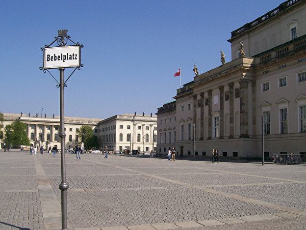 Bebelplatz in Berlin