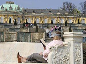 Schloss Sanssouci In Potsdam Berlin De