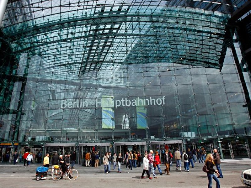 Hauptbahnhof Berlin Gepäckaufbewahrung