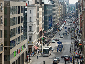 Shopping Streets in Berlin