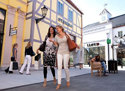 Factory Outlets - Designer Outlet Berlin