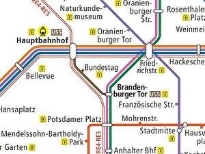 Fahrkarten Tickets Liniennetze Berlinde