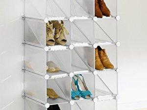 schuhregale ideen f r die richtige aufbewahrung. Black Bedroom Furniture Sets. Home Design Ideas