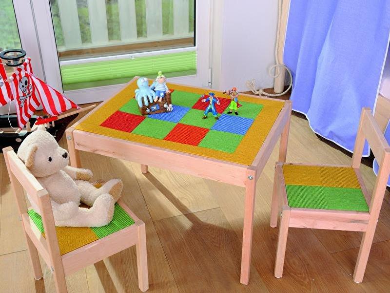Kinder spielecke harmonisch ins wohnzimmer integrieren - Kinderzimmer jutta ...