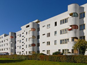 Bauhaus Orte In Berlin Berlinde