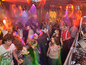 Single party berlin silvester