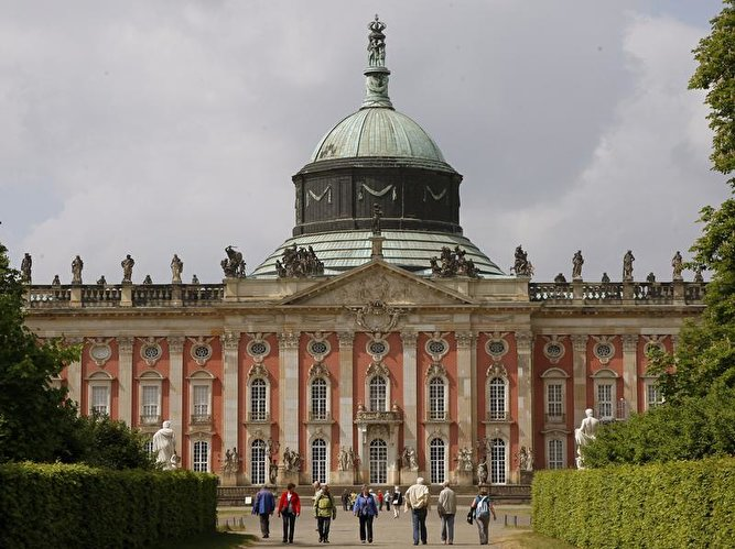 New Palace Potsdam
