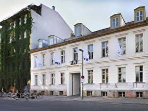 KW Institute for Contemporary Art, Berlin Straßenansicht