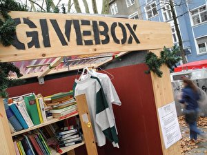 Givebox in Düsseldorf