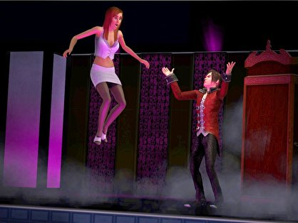 Sims 3 - Showtime