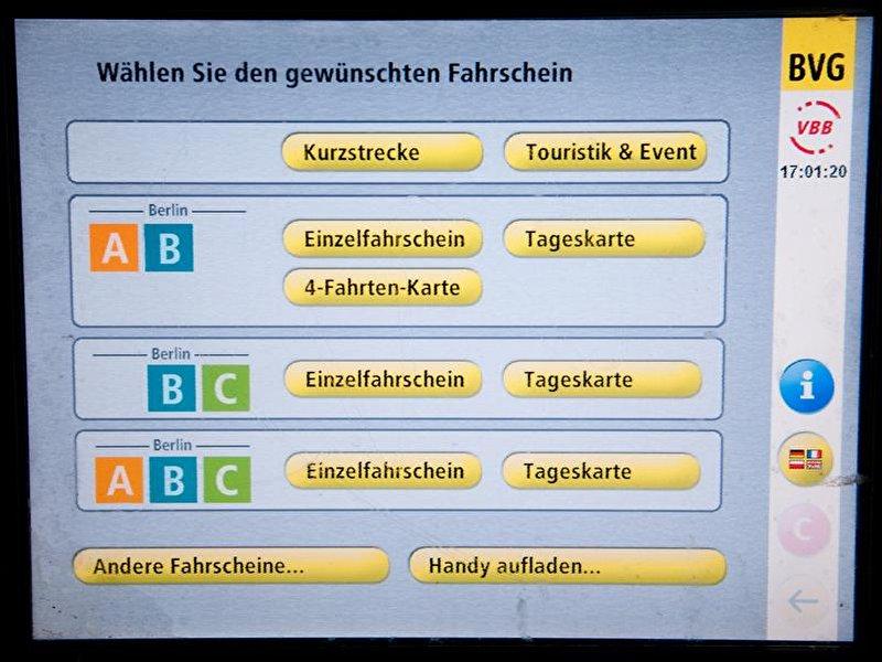 4 Fahrten Karte Bvg.Hohere Fahrpreise Fur Bahnen Und Busse Berlin De