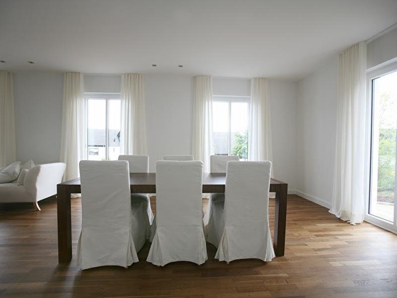 wohnfarbe wei purismus mit grenzen. Black Bedroom Furniture Sets. Home Design Ideas