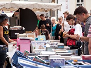 Flea Market at Boxhagener Platz
